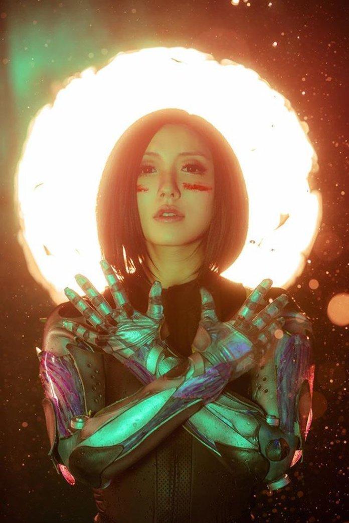 6 - Découvrez cet incroyable cosplay sexy d'Alita : Battle Angel