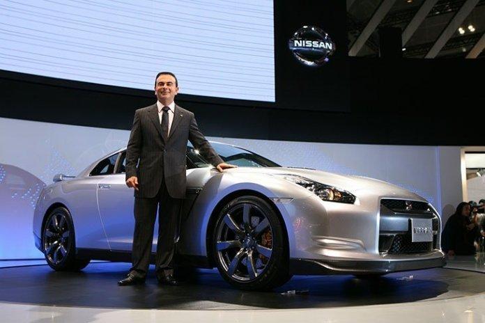 Carlos Ghosn GT R - Carlos Ghosn : la France appelle le Japon à respecter ses droits