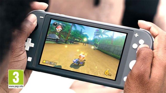 nintendo switch lite1 - Nintendo vient de lancer sa Switch Lite : toutes les choses à savoir sur cette nouvelle console