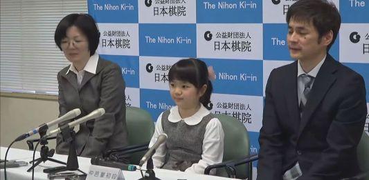 À seulement 10 ans, la star montante de GO Sumire Nakamura remporte sa première victoire en tournoi pro