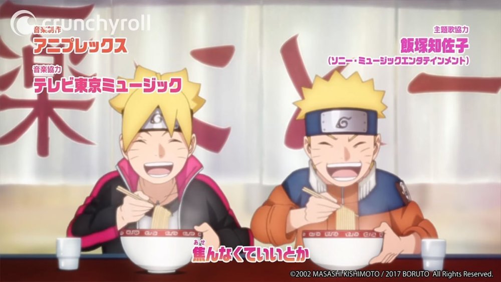 Boruto streaming