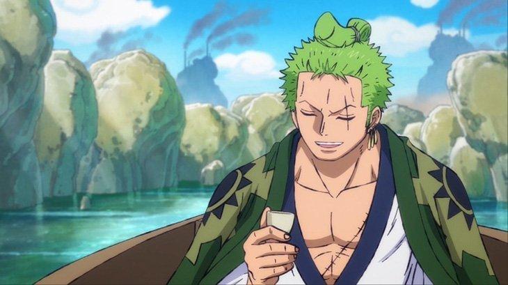 One Piece : Zoro dans l'arc Wano