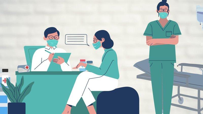 Test du coronavirus