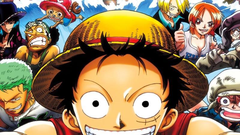 One Piece Chapitre 1013