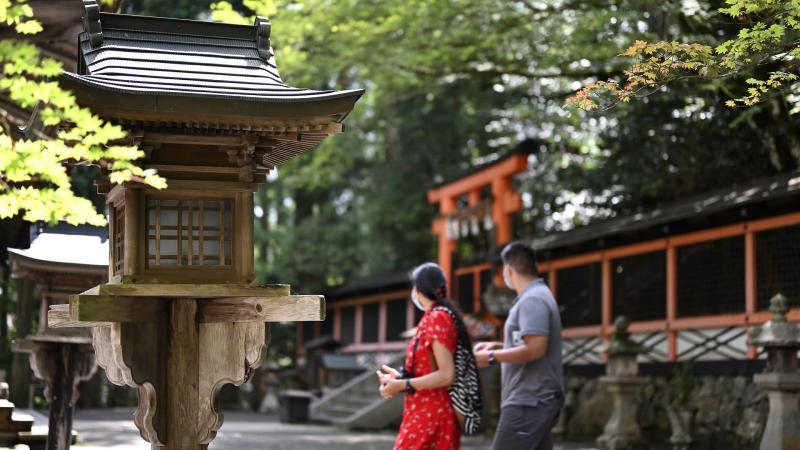 Temple japonais