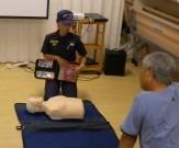 記録映像・講義・実技で学ぶ「備える研修」 震災と福祉~3・11の教訓を開催しました