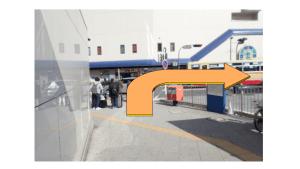 戸塚駅横断歩道