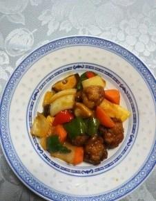 簡単レシピ - コロコロ酢豚