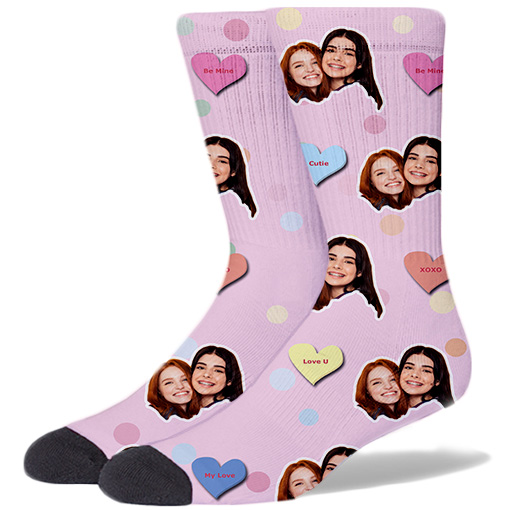 BFF Product Socks PINK