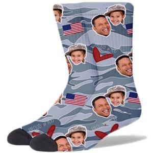 Custom Airforce Product Socks