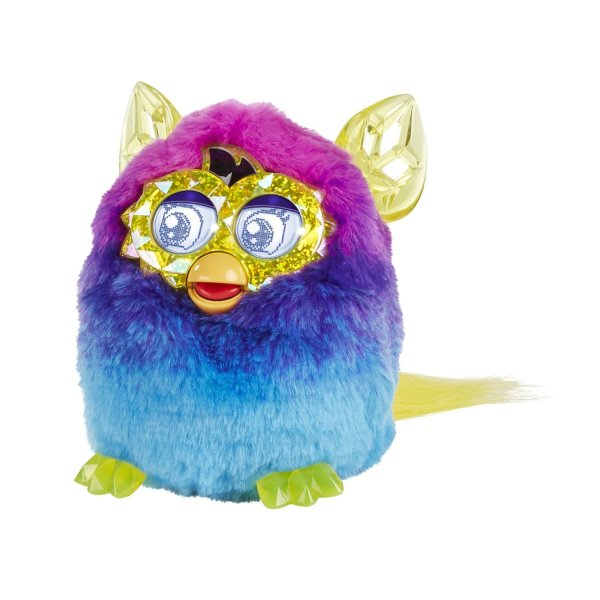 Crystal Series Furby Boom