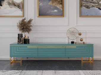 byf461 China Modern High End Living Room Furniture TV Cabinet
