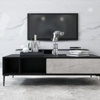 byf470 China Modern High End Home Design Luxury Living Room Coffee Table