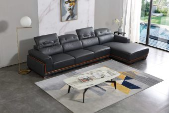 MSTF8222china luxury high end livingroom new design modern leather sofa home apartment villa sofa -furbyme