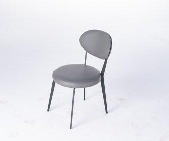 dkf29-china modern design home kitchen metal leather dining chair supplier manufacturer-furbyme (1)