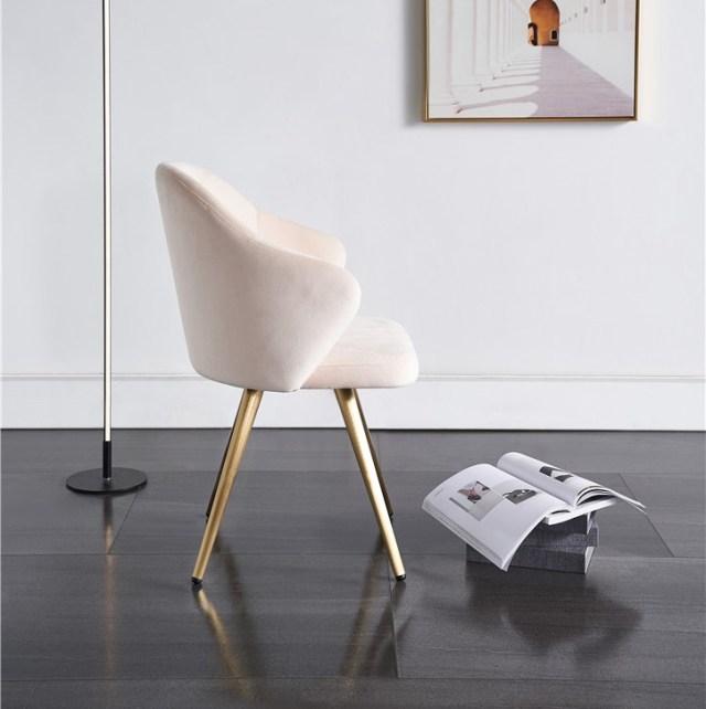 dkf86-china modern design home kitchen metal fabric dining chair supplier manufacturer-furbyme (4)
