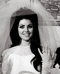 London Fashion Week palate cleanser: Priscilla Presley