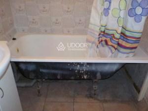 Öntöttvas fürdőkád