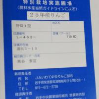 特別栽培認定カード
