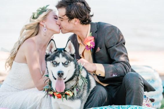 Ashton, Aaron & Ghost  Natalie Landrum Photography
