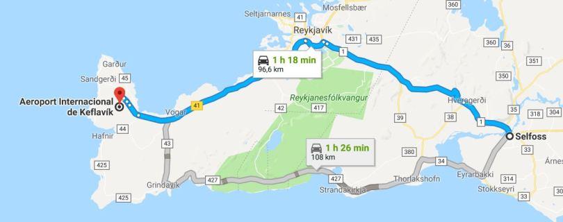 Ruta-Islandia
