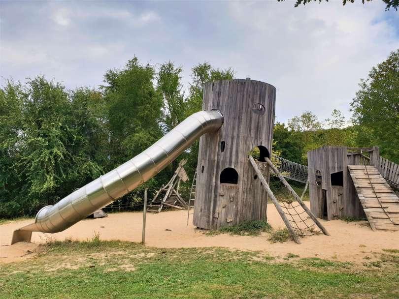 parque infantil natural