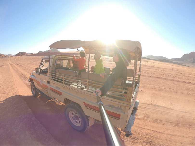 jordania en familia - wadi rum desert