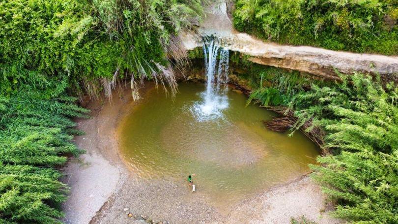 cascada de St. Joan Samora