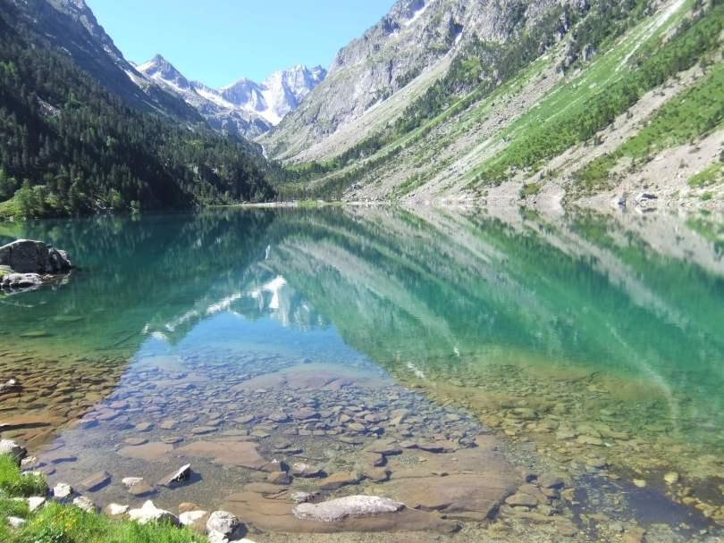 Lac Gaube - Hautes Pyrenees