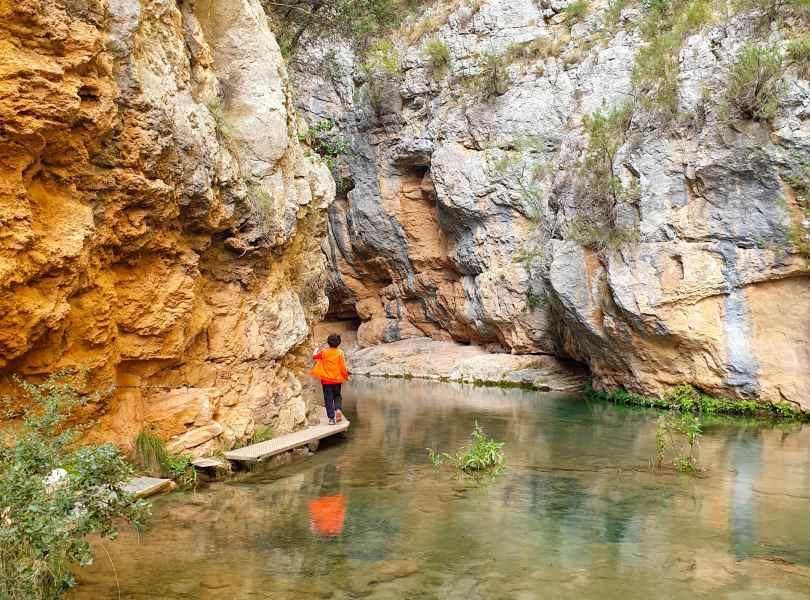 Estrechos Ebron, Teruel