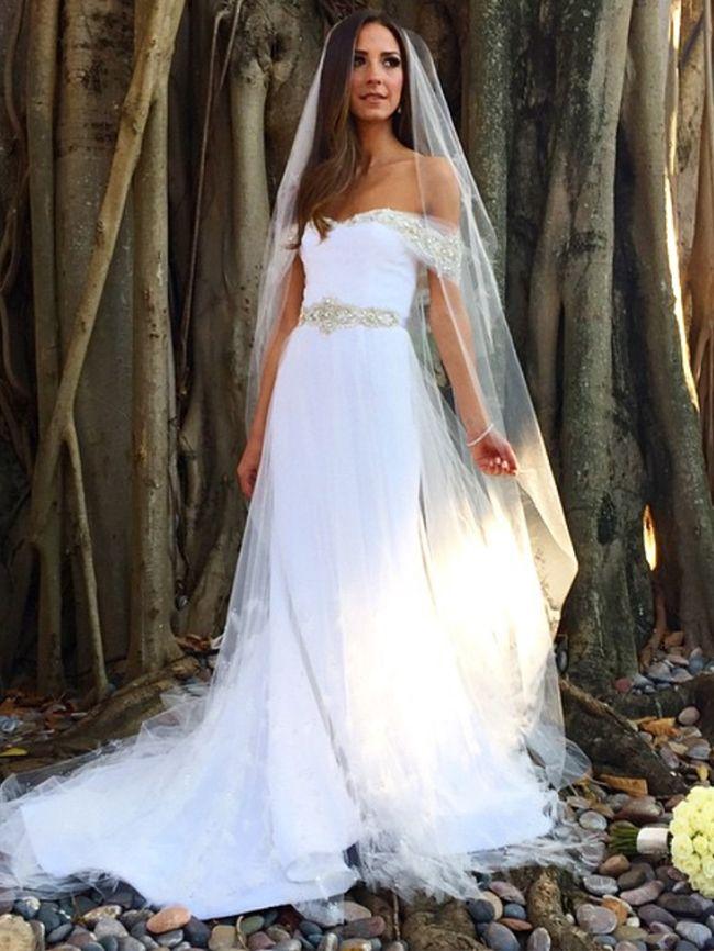 Arielle Charnas Wedding : arielle, charnas, wedding, Arielle, Charnas, Wedding