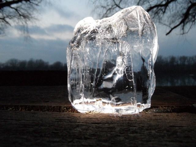 氷のおまじない