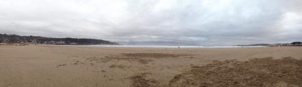 Playa de hendaia