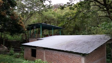 community coffee processing building