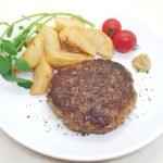 アメリカ風ハンバーグ『ソールズベリーステーキ』のレシピと作り方