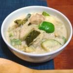 一度味を知ったら病み付きになる!『タイ風グリーンカレー(ゲーン・キャオワーン・ガイ)』のレシピと作り方