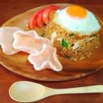 インドネシアの国民食 本格的『ナシゴレン』のレシピと作り方