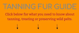 Resources - Tanning Fur