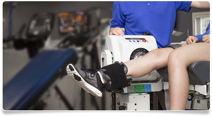 Knee & ACL Injury Therapy