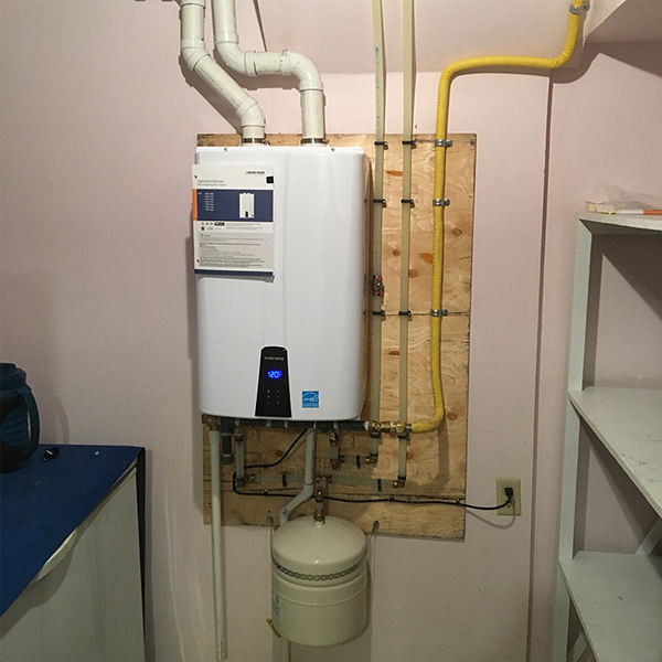 $500 OFF Tankless Hot Water Heater