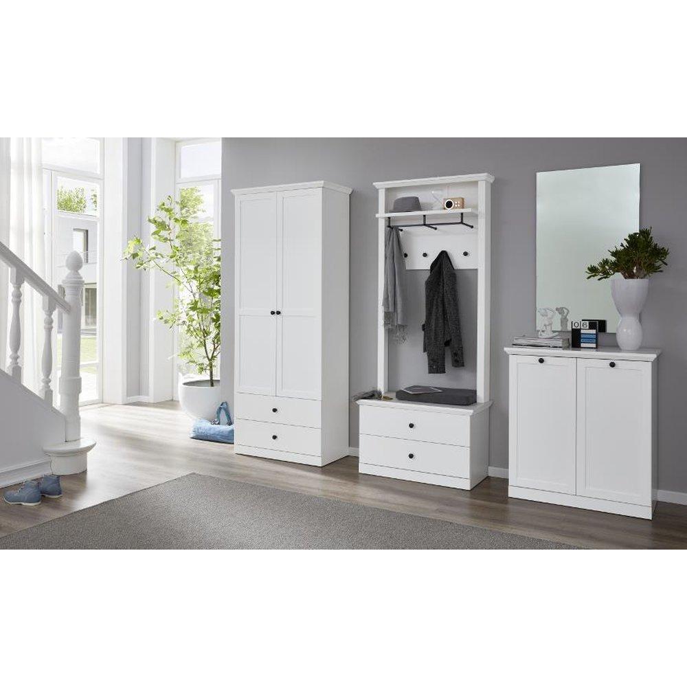 sitzbank wei flur affordable with sitzbank wei flur amazing sitzbank garderobe wei garderobe. Black Bedroom Furniture Sets. Home Design Ideas