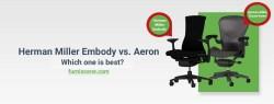 Herman Miller Embody vs Aeron