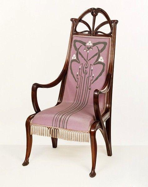 Style Guide: Art Nouveau