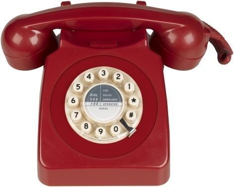 1960s 746 Phone from Oliver Bonas  furnishcouk