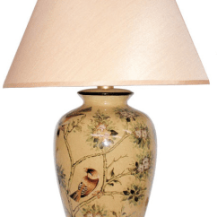 Blum Kitchen Bins Faucet Single Handle Oriental Table Lamp With Birds And Blossom | ...
