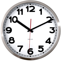 Karlsson Numbers Wall Clock