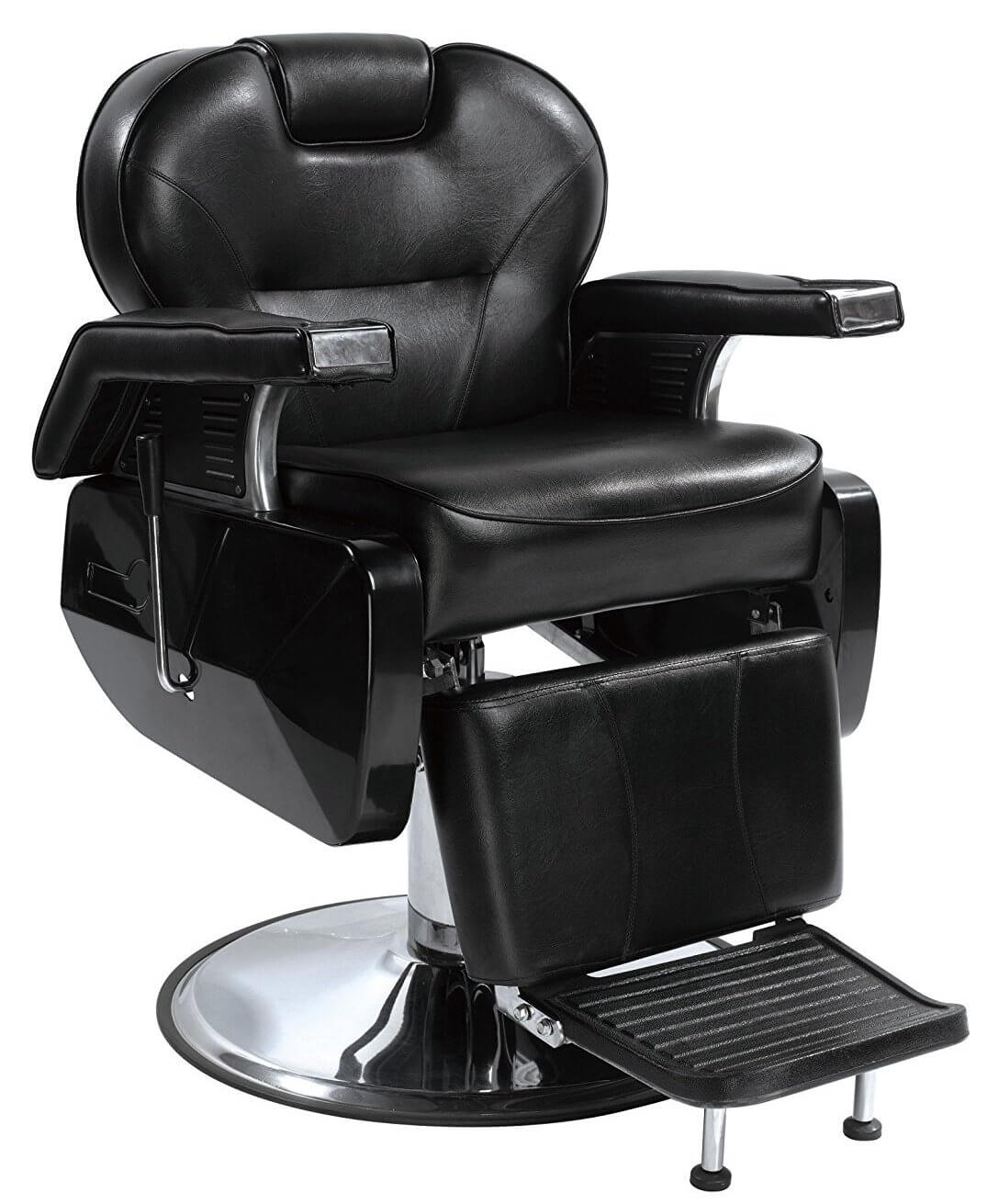 Old School Barber Chair Antique Barbers Chairs Styles Brands And Repros