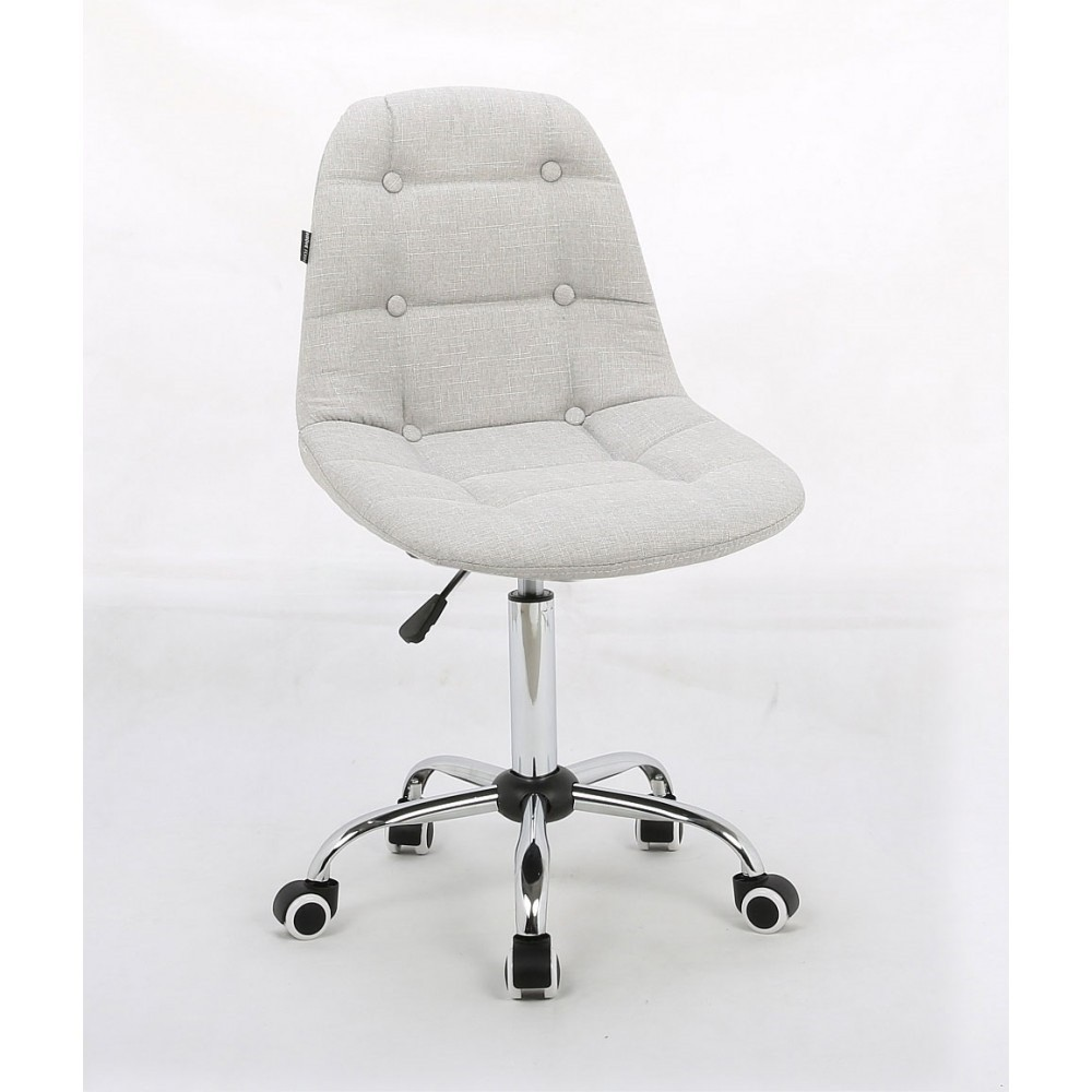 Chair On Wheels White Hroove Chairs For Beautician Chair For Beauty Salons