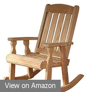 Amish Wood Chair