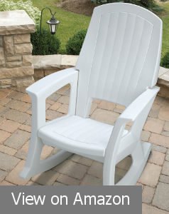 Semco white chair